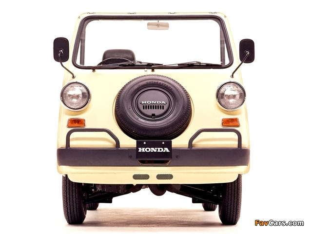 Photos of Honda Vamos 1970–73 (640 x 480)