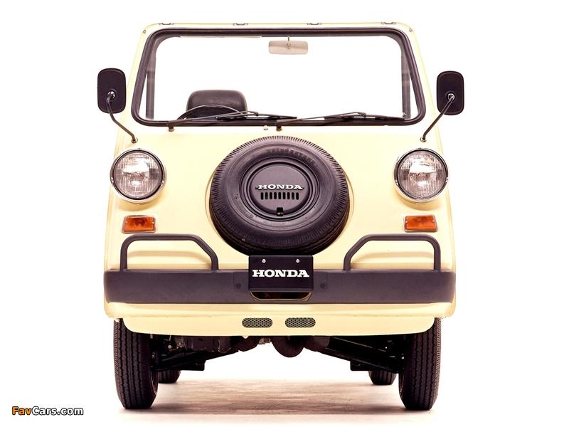Photos of Honda Vamos 1970–73 (800 x 600)
