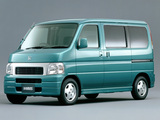 Pictures of Honda Vamos (HM1) 1999–2003