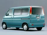 Honda Vamos (HM1) 1999–2003 wallpapers