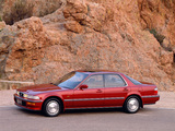 Honda Vigor Type X (CB5) 1989–91 pictures