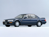 Photos of Honda Vigor Type W S-Limited (CB5) 1990–95