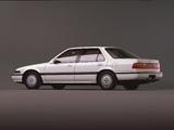 Pictures of Honda Vigor Sedan 1985–89