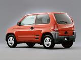Honda Z (PA1) 1998–2002 images