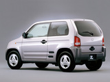 Photos of Honda Z Turbo (PA1) 1998–2002