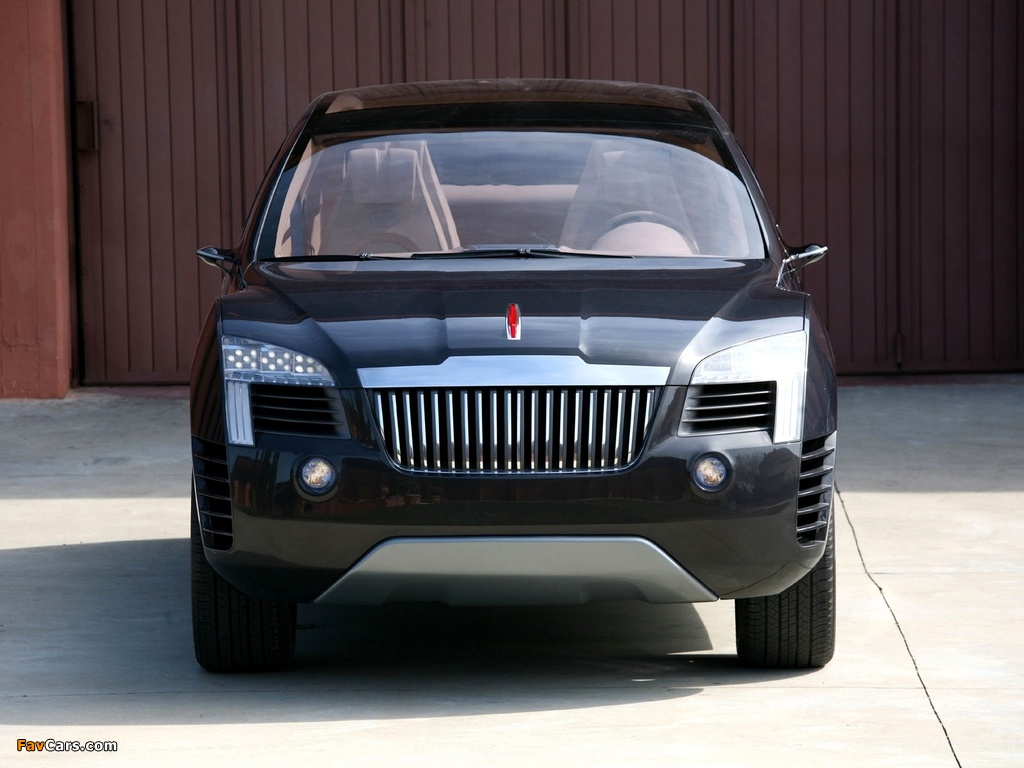 Hongqi SUV Concept 2009 photos (1024 x 768)