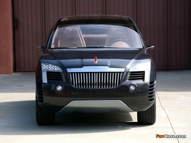 Hongqi SUV Concept 2009 photos (640 x 480)