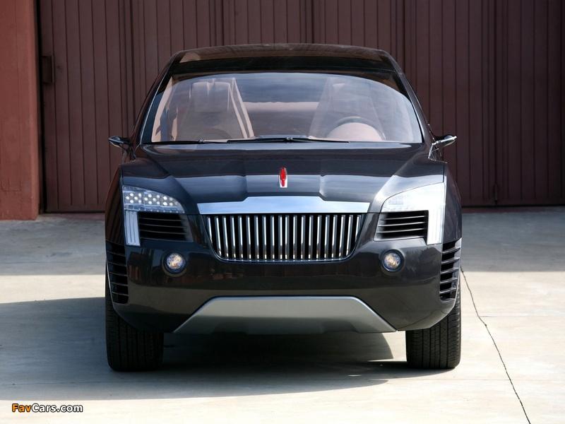 Hongqi SUV Concept 2009 photos (800 x 600)
