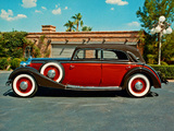 Horch 830 BL Cabriolet 1939 wallpapers