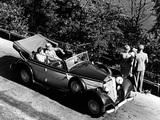 Photos of Horch 830 BL Cabriolet 1939