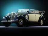 Pictures of Horch 830 BL Cabriolet 1939