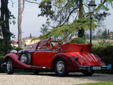 Horch 853 A Sport Cabriolet 1937–40 wallpapers