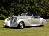 Horch 853 Special Roadster by Erdmann & Rossi 1938 photos