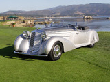 Horch 853 Special Roadster by Erdmann & Rossi 1938 wallpapers