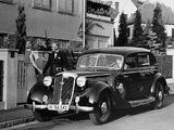 Horch 930 V Limousine 1937–40 pictures
