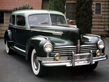 Hudson Commodore Eight Custom Sedan 1942 photos