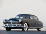 Hudson Commodore Limousine by Derham 1948 pictures