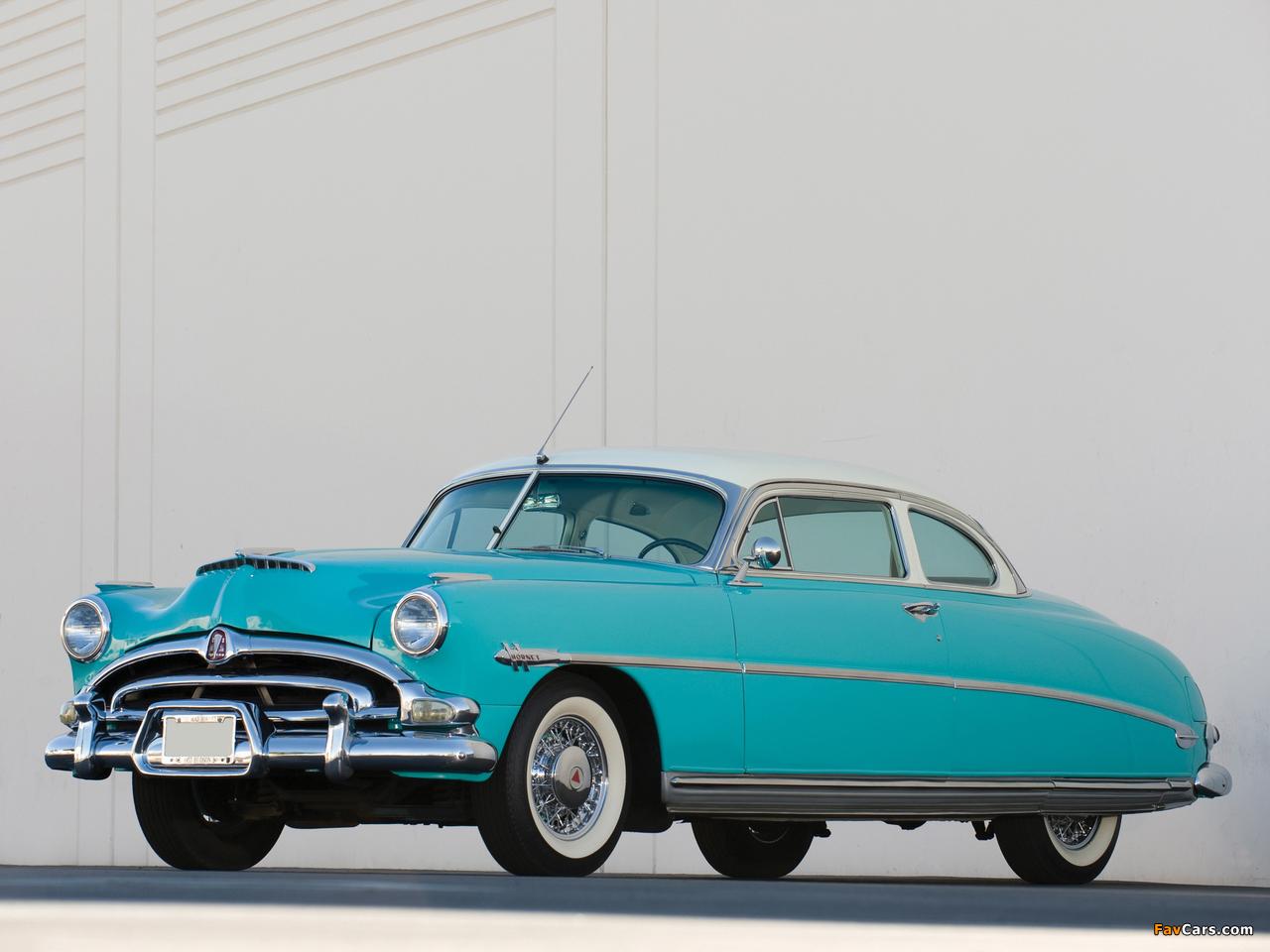 Photos of Hudson Hornet Coupe 1953 (1280 x 960)