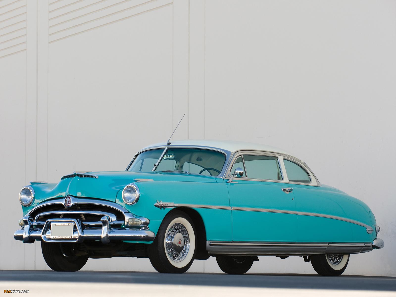 Photos of Hudson Hornet Coupe 1953 (1600 x 1200)