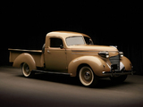 Hudson Pickup 1939 photos
