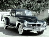 Hudson Pickup 1947 wallpapers
