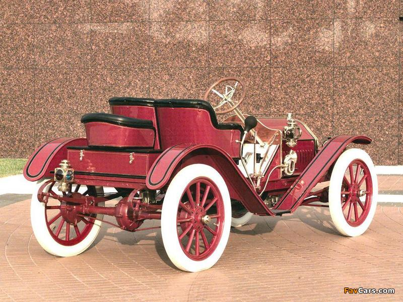 Photos of Hudson Roadster 1st 1909 (800 x 600)
