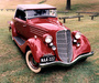 Pictures of Hudson Terraplane Deluxe Roadster 1932–38