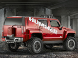 Hummer H3R Off Road Concept 2007 pictures