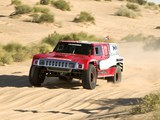 Images of Hummer H3 Race Truck Prototype 2005