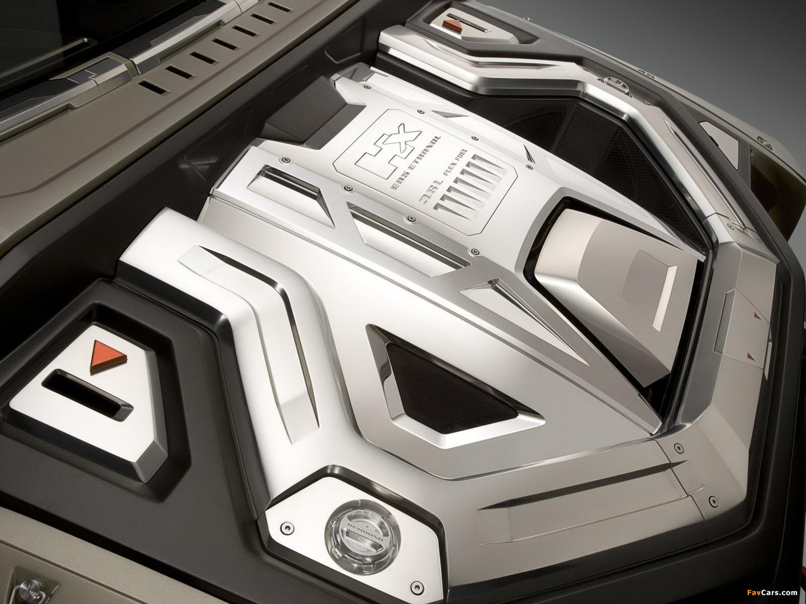 Photos of Hummer HX Concept 2008 (1600 x 1200)