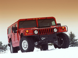 Hummer H1 Wagon 1992–2005 pictures