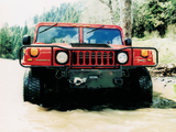 Hummer H1 4-door Pickup 1992–2005 pictures