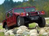 Hummer H1 Alpha 2005–06 images