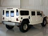 Images of Hummer H1 Alpha Concept 2001