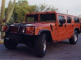 Images of Hummer H1 Wagon 10th Anniversary Edition 2002