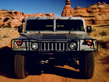 Photos of Hummer H1 Wagon 1992–2005