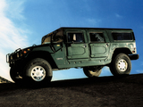 Pictures of Hummer H1 Wagon 1992–2005