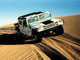 Pictures of Hummer H1 Convertible 1992–2005