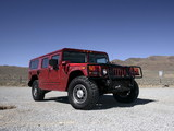Pictures of Hummer H1 Alpha Wagon 2005–06
