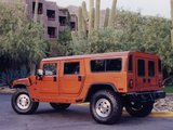 Hummer H1 Wagon 10th Anniversary Edition 2002 wallpapers