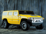 Hummer H2 SUV Concept 2000 photos