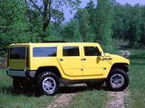 Hummer H2 SUV Concept 2000 pictures