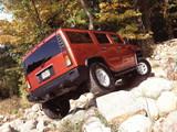 Hummer H2 2002–07 images