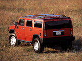 Hummer H2 2002–07 photos