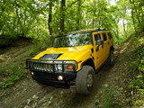 Hummer H2 2002–07 pictures