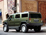 Hummer H2 2002–07 wallpapers