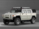 Hummer H2 SUT Dirt Sport Concept 2003 images