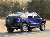 Hummer H2H Concept 2004 photos