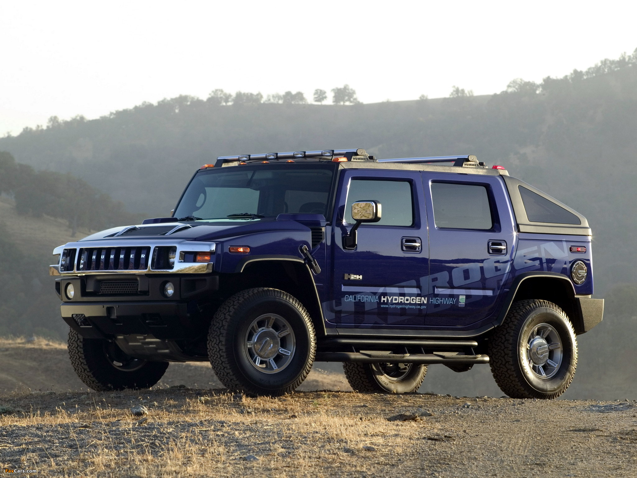 Hummer H2H Concept 2004 pictures (2048 x 1536)