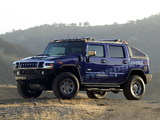 Hummer H2H Concept 2004 pictures